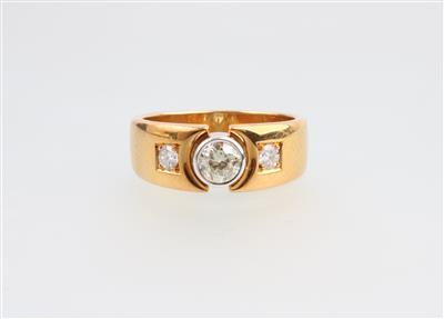 Brillant Ring - Jewellery and watches