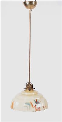 Küchenlampe - Art and Crafts 1900-1950
