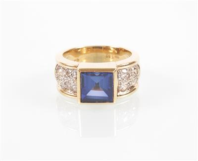 Diamantring - Antiques, art and jewellery
