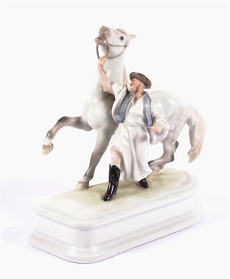 Der Pferdebändiger