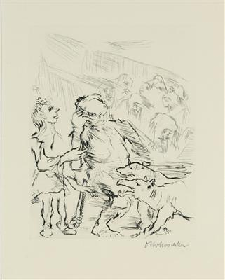 Oskar Kokoschka - Art and Antiques