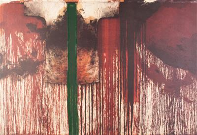 Hermann Nitsch * - Jewellery, antiques and art