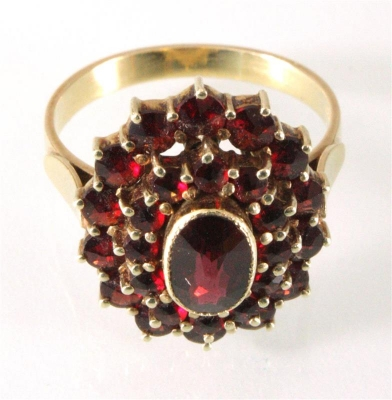 Damenring - Antiques, art and jewellery