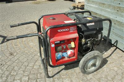 "Generator ""Mosa"" - Cars and vehicles"