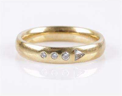 Brillant Diamant Ring - Jewellery and watches
