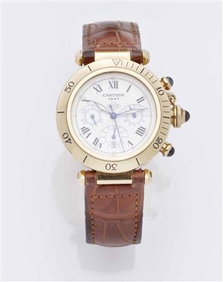 Cartier Pasha 1841 Chronograph - Herbstauktion in Linz