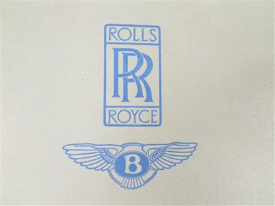 Rolls-Royce  &  Bentley - Automobilia