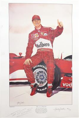 Michael Schumacher - Automobilia