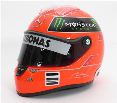 "Michael Schumacher Replica Helm 2012"" - Automobilia"