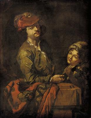 Judith Leyster - Christmas-auction Furniture, Carpets