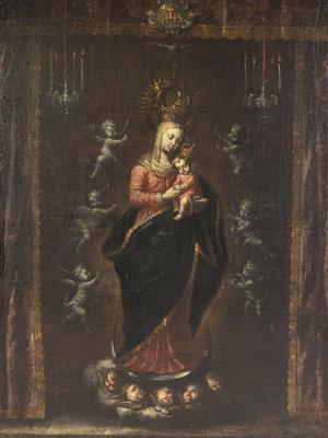 Weihnachtsauktion, Gemälde und Antiquitäten