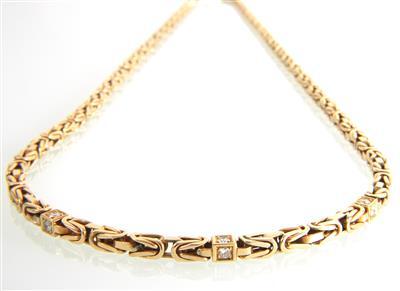Brillant-Königskette